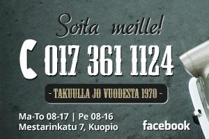 Soita meille!