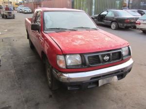 Nissan KingKab 2.5 Diesel vm.-99 2WD TAKAVETO