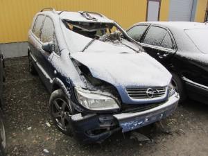 Opel Zafira 1.8i 5-VAIHT. VM.-01