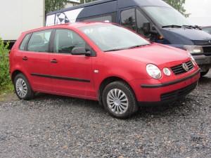 VW POLO 1.2i 5-VAIHT. 5-OV HB. VM.-2002