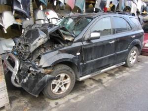 Kia Sorento 3.5i V6 AUTOMAATTI 4X4 VM.-2005