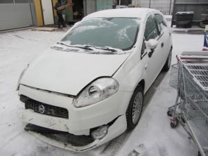 FIAT PUNTO 1.2i VM.-2007