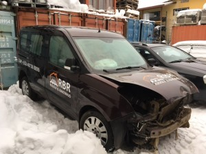 FIAT DOBLO 1.6DIESEL VM.-2011