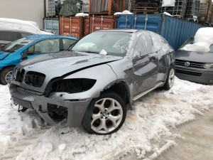 BMW X6 3.0TD AUTOMAATTI VM.-2008
