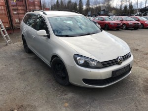 VW GOLF 1.4TSI AUTOMAATTI FARMARI VM.-2010