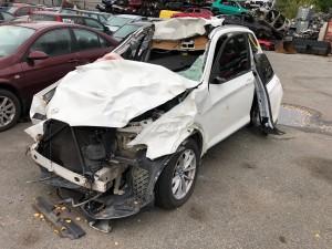 BMW X3 2.0TD AUTOMAATTI 4X4 VM.-2012